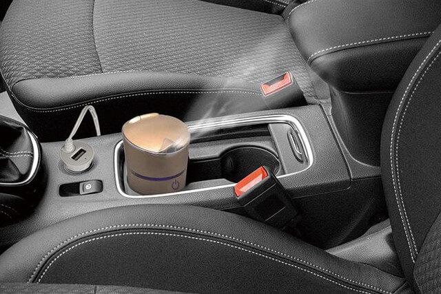車用の空気清浄機なら持ち運びに便利な小型がおすすめ