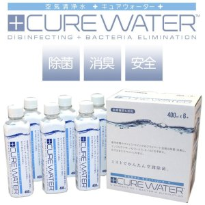 CURE WATER400ml6本セット