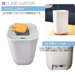 画像2: 上面給水型卓上霧化器
